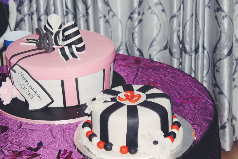 Her cakes
