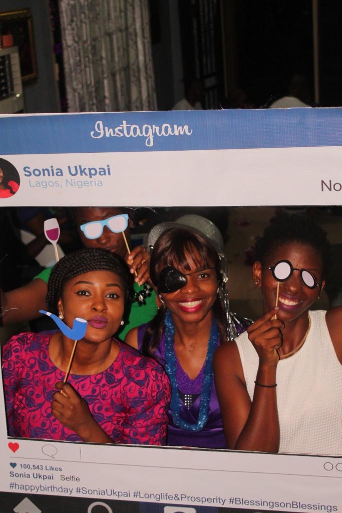 Jemimah, Blossom, Beulah and Ezinne