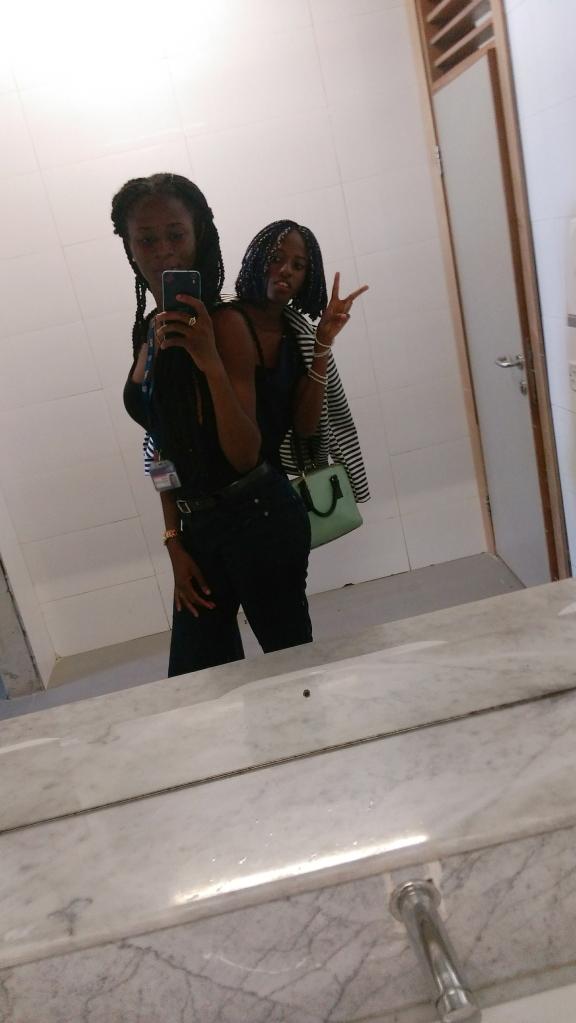 Ay & I