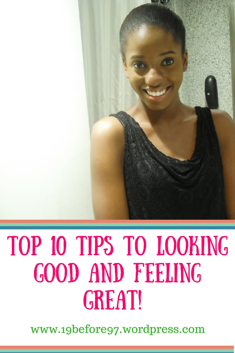 Tips to looking good